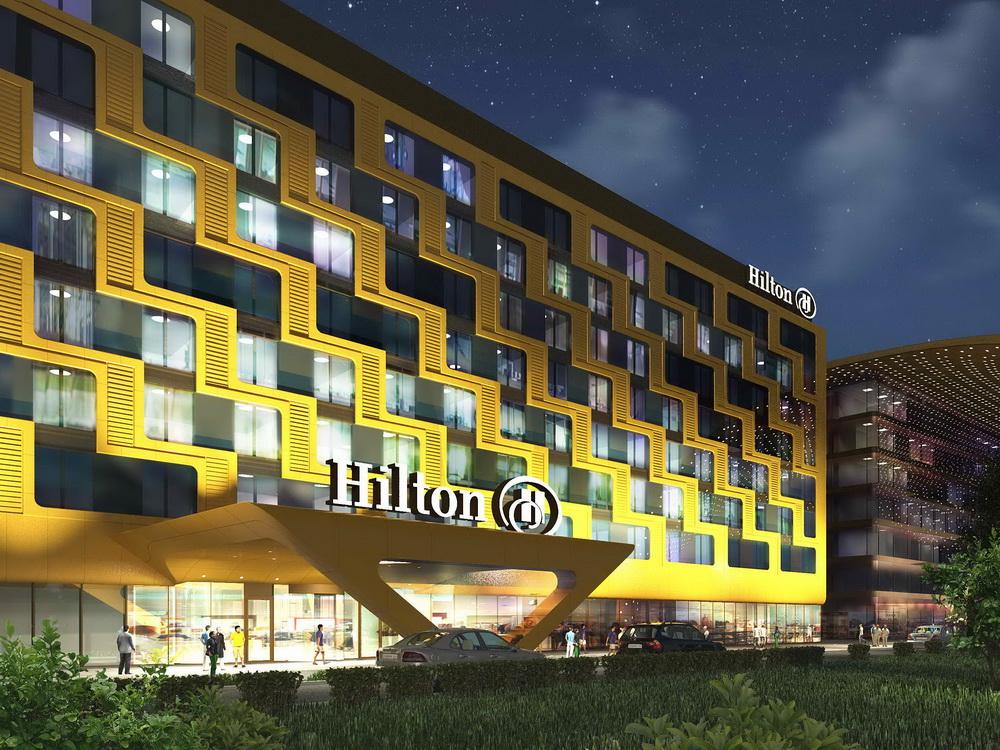HILTON EXPOFORUM HOTEL